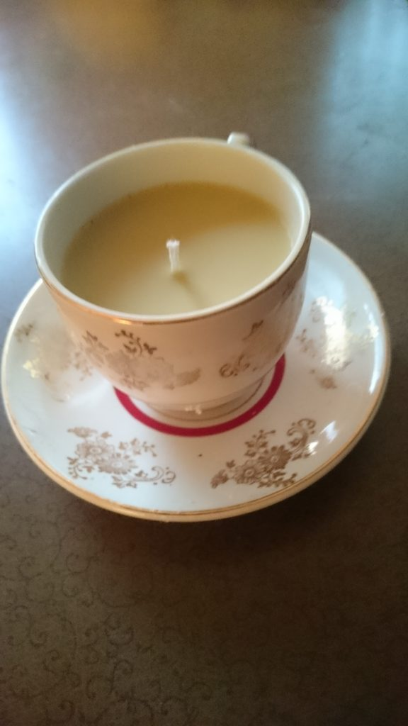 Hand Poured Candle - Afternoon Tea - English Breakfast Tea