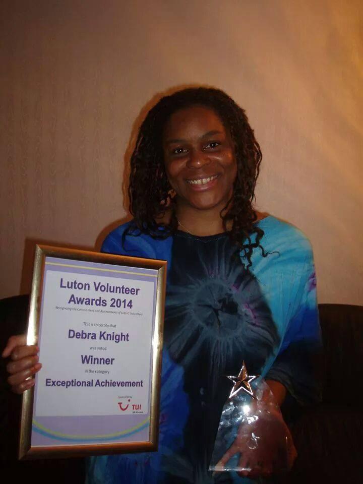 NINE RED Presents / Debra Knight Luton Volunteer Awards 2014